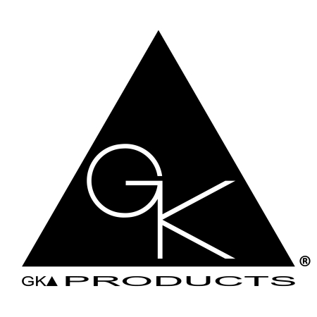 GKA Products logo design