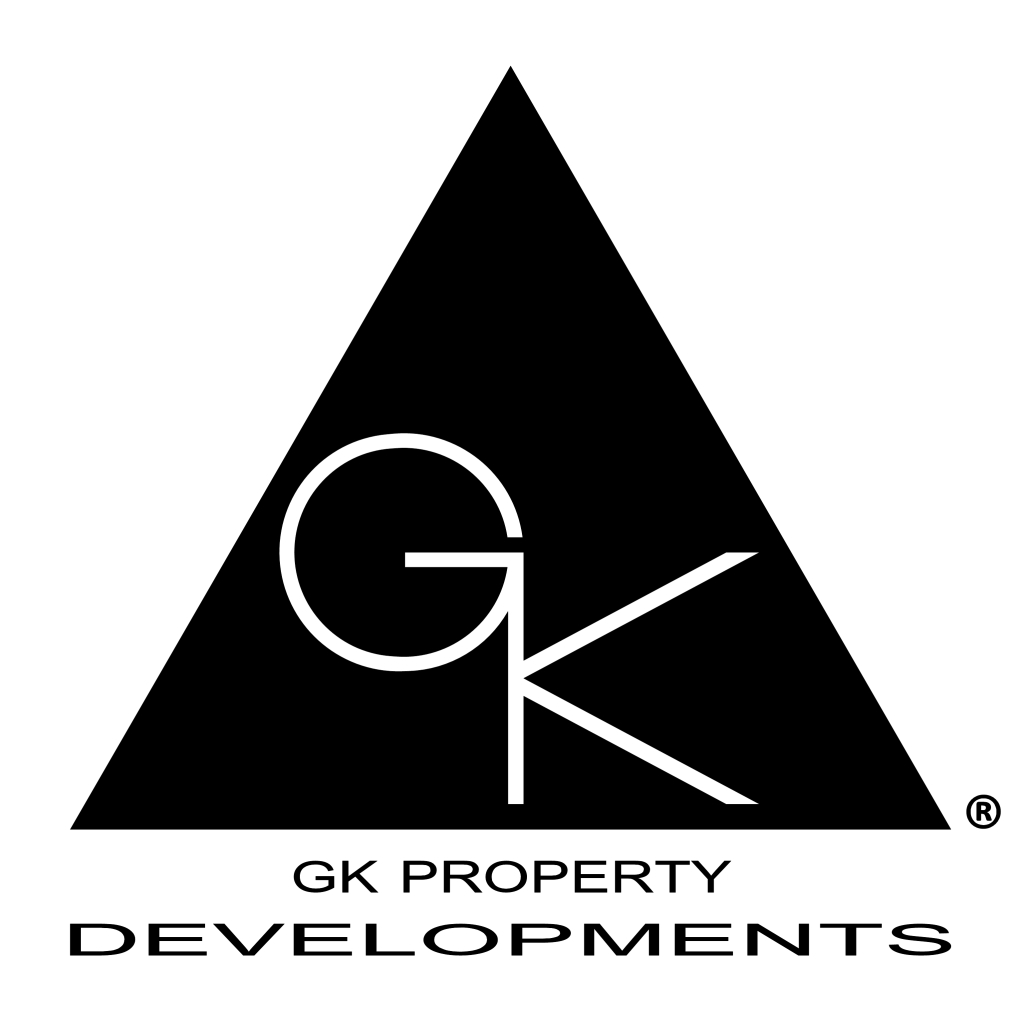 GK Property Developments logo designer